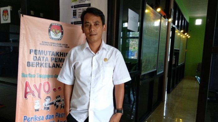 Hari Pertama Pendaftaran Calon Legislatif Belitung Timur Sepi