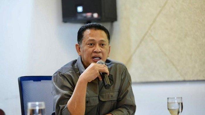 Ketua MPR Serahkan Undangan Pelantikan Presiden secara Langsung ke Beberapa Tokoh Bangsa