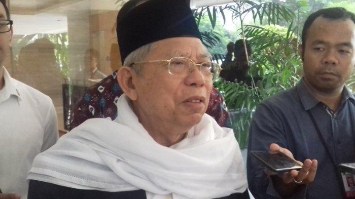 Terjun ke Politik, PA 212 Minta Maruf Amin Mundur dari Ketua MUI
