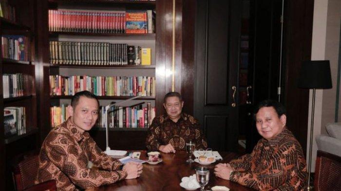 Jumat Pagi Ini Demokrat Gelar Rapat Putuskan Dukung Jokowi atau Prabowo
