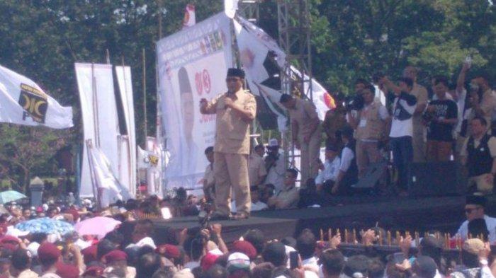 Merasa Banyak yang Tak Suka Dirinya, Prabowo: Emang Gue Pikirin