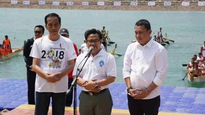 PKB Resmi Dukung Jokowi untuk Pemilihan Presiden 2019