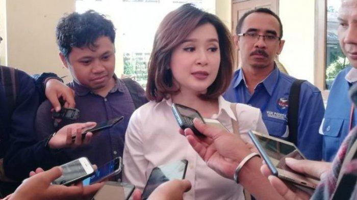 Ketua Umum PSI Grace Natalie Dilaporkan ke Bareskrim Polri Gegara Tolak Perda Berlandaskan Agama