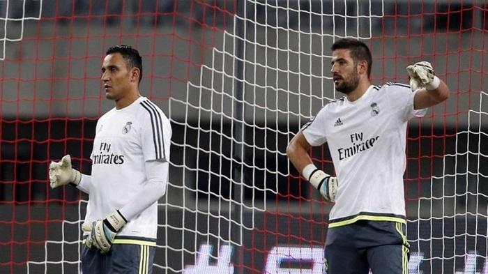 Zidane Bingung Mainkan Navas atau Casilla