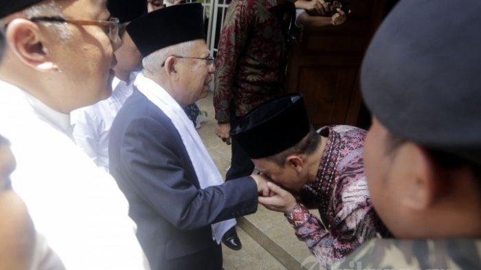 KH Maruf Amin Sebut Dirinya Punya Darah Raja Madura, Ternyata Keturunan Kiai Demang Bangkalan