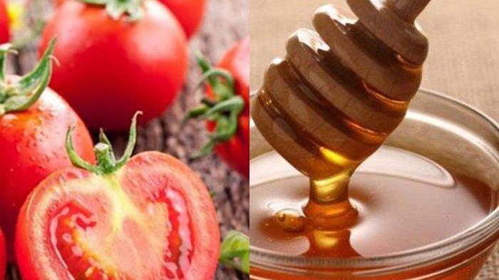 Campurkan Tomat dengan 2 Sendok Madu, Cuma 15 Menit Manfaatnya Langsung Terasa!