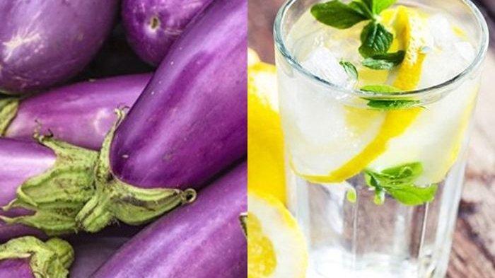 Cuma Minum Air Rebusan Terong dan Lemon, Siap-siap Kaget dengan Hasil Timbangan!