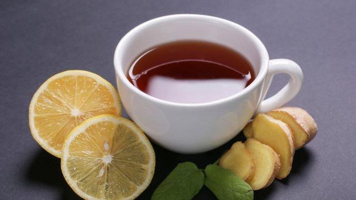 Rebusan Jahe, Kunyit dan Lemon Minuman Herbal di Masa Pandemi, Memperkuat Kekebalan Tubuh!