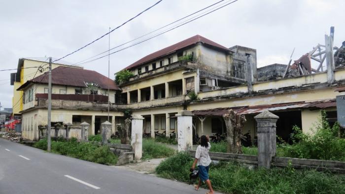 Cagar Budaya Pulau Belitung Belum Terkelola Baik