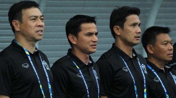 Komentar Pelatih Thailand Soal Rekor Kemenangan Yang Terhenti