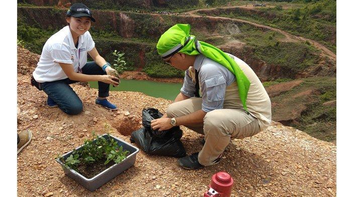 Mahasiswa Luar Negeri ini Ikuti Geopark III Pulau Belitung
