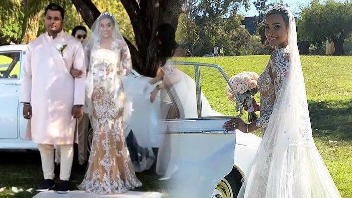 Pantes Katanya Mirip Royal Wedding Ternyata Harga Satu Gaun Kimmy Jayanti Fantastis