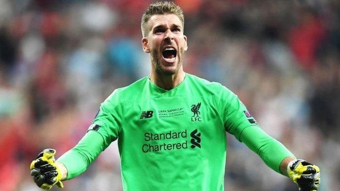 VIDEO Momen Blunder Parah Kiper Liverpool, Nyaris Kebobolan 8 Gol