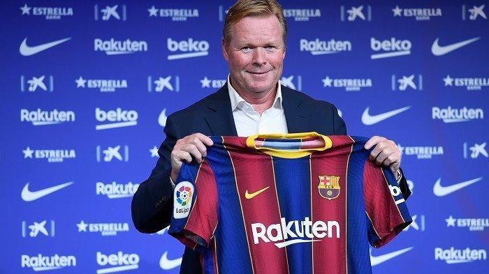 Awali Dinasti Baru Barcelona, Ronald Koeman Kehilangan 17 Pemain untuk Persiapan Pramusim