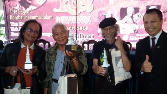 Asik, Grup Musik Legendaris Ini Bakal Tampil di Belitung