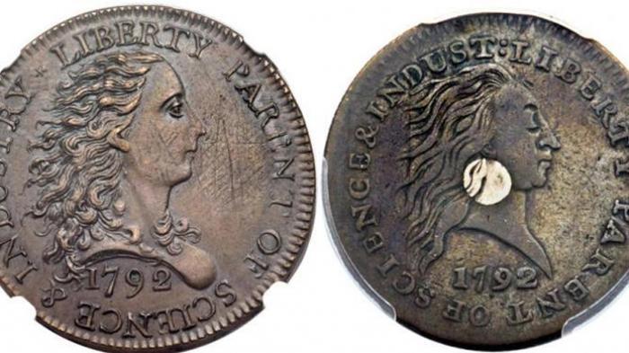 Dua Koin Ini Langka, Laku Dijual dan Harga Tembus Rp 11,4 Miliar