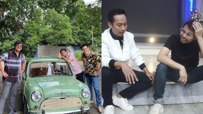 Andre Taulany Ganti Dukung Denny Cagur Beli Mobil Raffi Ahmad: Baim Gak Ngerti Mobil, Ngertinya Bini