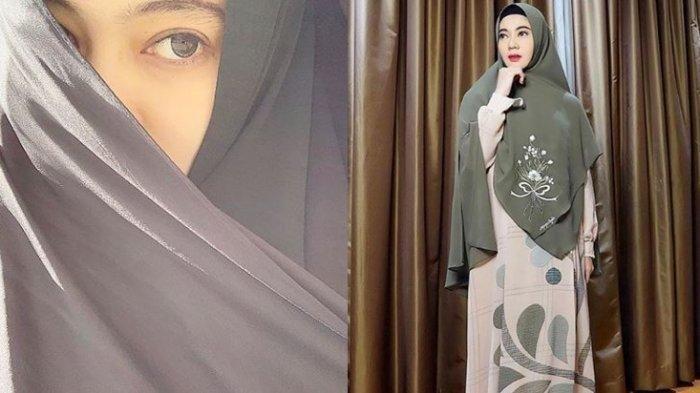 Mantap Hijrah Sepulang dari Palestina, Penyanyi Cantik Ini Sekarang Pilih Jualan Pakaian Muslimah