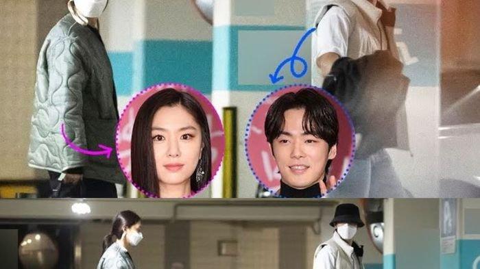 Dispatch Bongkar Rumor Kencan Seo Ji Hye dan Kim Jung Hyun!