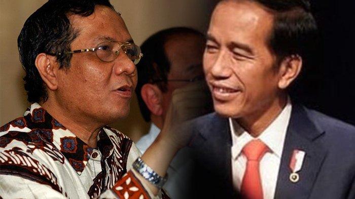 Batal Jadi Cawapres Jokowi, Mahfud MD Unggah 5 Hal Ini
