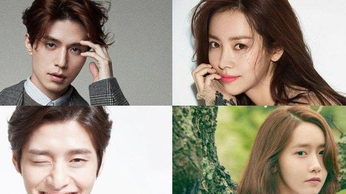 Ada YoonA SNSD dan Lee Dong Wook, Intip Sinopsis dan Karakter Pemain Film 'Happy New Year'