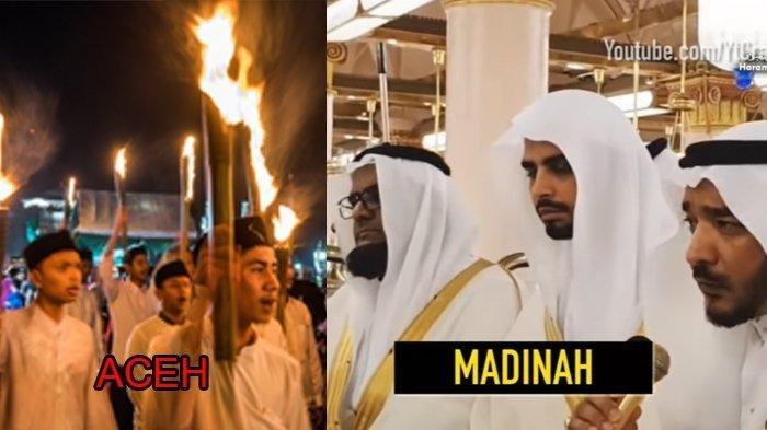 Lebaran Idul Fitri, Begini ternyata Gaya & Cara Takbir di 10 Negara, Arab Saudi, Hingga Australia