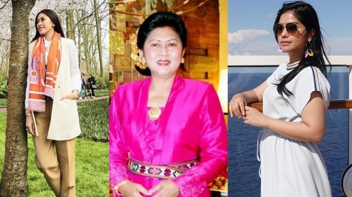 Ani Yudhoyono Rayakan Ulang Tahun ke-66, Ini Postingan Ucapan Selamat Dua Menantu Cantiknya