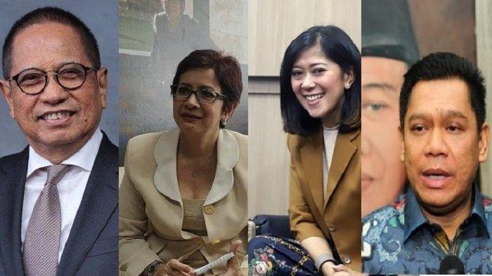 Tujuh Kader Golkar Berpeluang Gantikan Azis Syamsuddin Jadi Wakil Ketua DPR, Berikut Profilnya