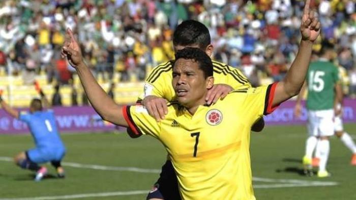 Kolombia Rebut Tiket Pertama Perempat Final Copa America