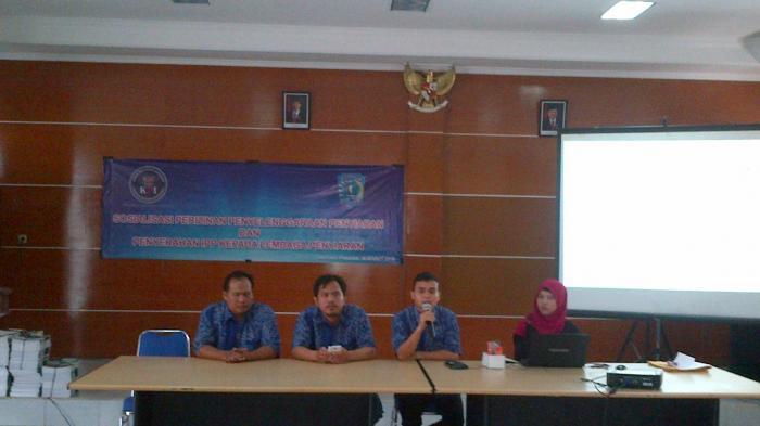 KPID Bangka Belitung Gelar Sosialisasi Perizinan Penyiaran