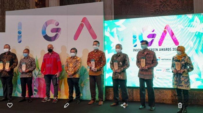 The Best Indonesia Green Awards, PLN Komitmen Jaga Kelestarian Lingkungan dan Berdayakan Masyarakat