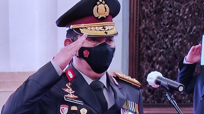 Profile dan Karir Mentereng Kapolri Jendral Listyo Sigit Prabowo, Tiga Anaknya Tak Ikut Jejak Bapak