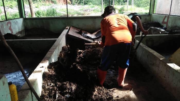 Sempat Terkendala Listrik, Kini TPA Gunung Sadai Belitung Sudah Bisa Produksi Kompos