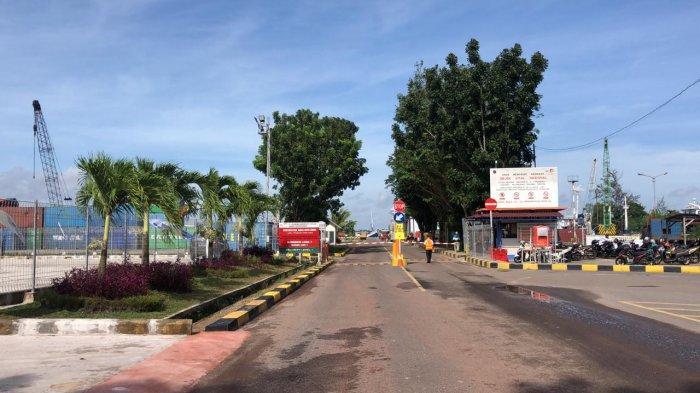 PT Pelindo II Cabang Tanjungpandan Mulai Terapkan ISPS Code di Area Lini I Awal Agustus Mendatang