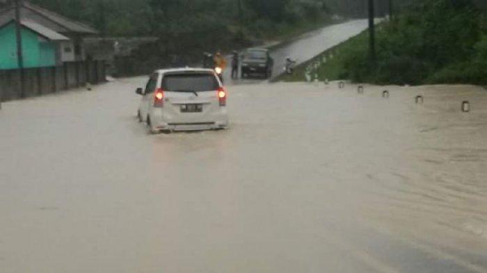 Bupati Bangka: Semua Siaga, Ada Info Banjir Segera Bantu