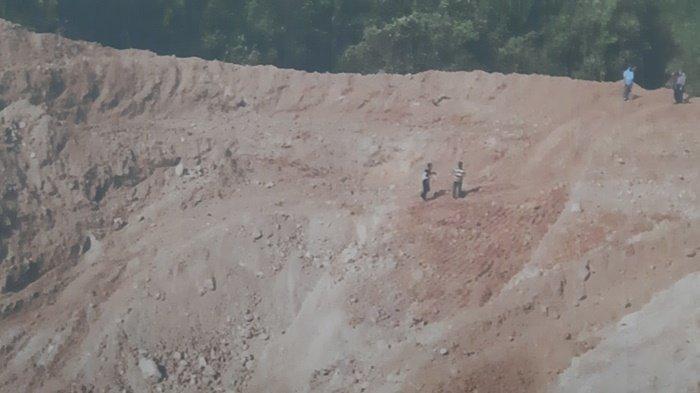 PT Rebinmas Jaya Laporkan Dugaan Pengrusakan Lahan Kebun akibat Aktivitas Tambang