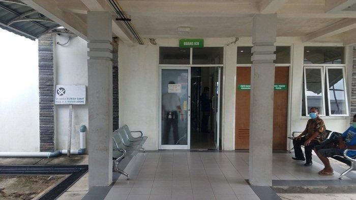 Ruang Isolasi RSUD H Marsidi Judono Belitung Penuh, Jumlah Pasien 41 Orang
