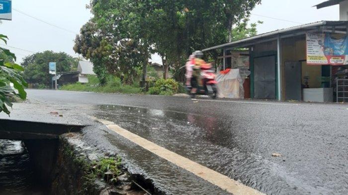 BMKG Prediksi Hujan Hari Ini di Belitung Bertahan Lama