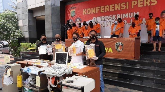 Sekretaris Pribadi ini Gugurkan Kandungan, Klinik Aborsi Ilegal di Jakarta Pusat Akhirnya Terbongkar
