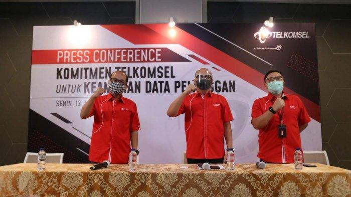 Telkomsel Memastikan Data Pelanggan Tetap Aman