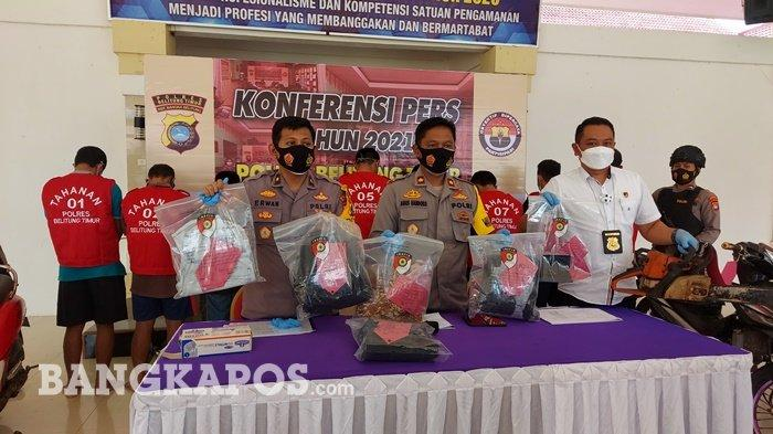 Kasus Pencurian Marak di Belitung Timur, Wakapolres Imbau Masyarakat Cabut Kunci Motor