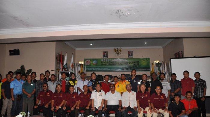 KONI Belitung Timur Fokus ke Pencarian Bibit Atlet