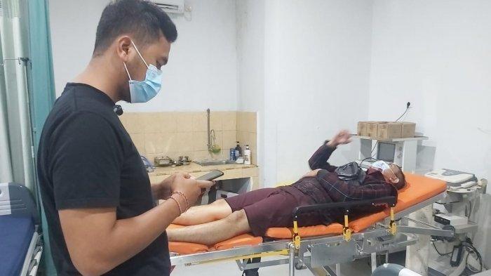 Perawat Luka Parah di Leher Disayat Pria Tak Dikenal di Bandara Soekarno-Hatta