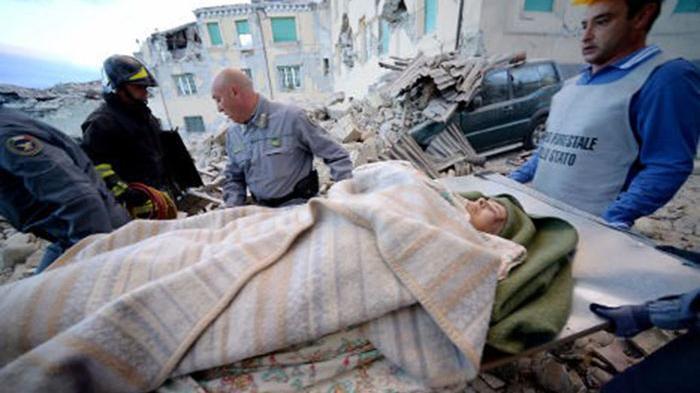 Italia Berduka, Gempa Menewaskan 80 Orang dan Korban Diperkirakan Masih Akan Bertambah