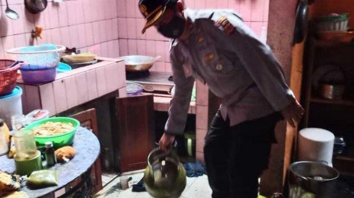 Ledakan akibat Tabung Gas Bocor di Tasikmalaya, Tiga Meninggal Dunia