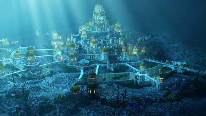 Atlantis Tenggelam Akibat Gempa Bumi Dahsyat, Apa Hubungannya dengan Gunung Krakatau?
