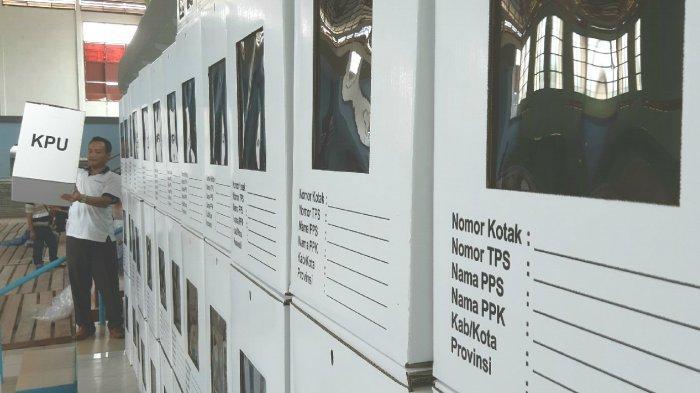 KPU Kabupaten Kota Diminta Segera Sampaikan Logistik Rusak