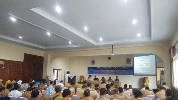 DPRD Kabupaten Belitung Rencanakan Rapat Khusus, Bahas Terkait Dengan RKPD