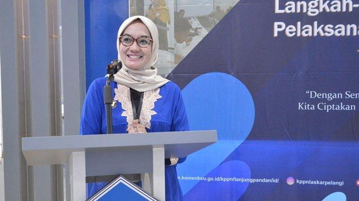 KPPN Tanjungpandan Salurkan Dana Desa ke 12 Desa di Belitung dan 39 Desa di Belitung Timur
