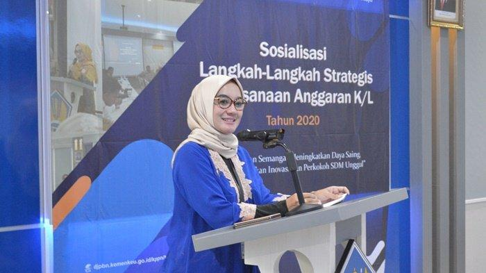 Tiga Satker KPPN Tanjungpandan Raih Indikator Kinerja Pelaksanaan Anggaran Terbaik